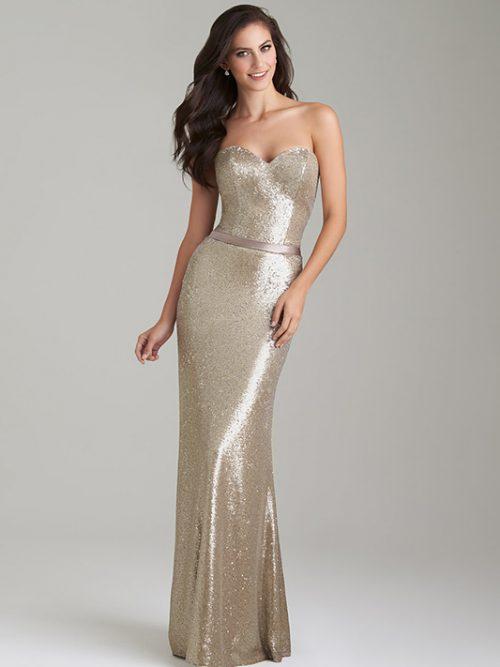 1471 Allure Bridesmaid Dress