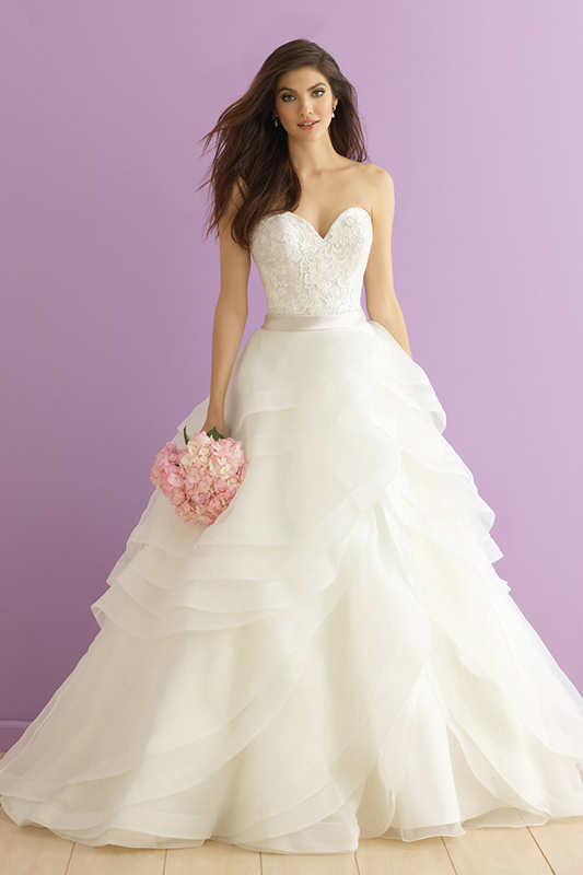 2905 Allure Romance Bridal Gown