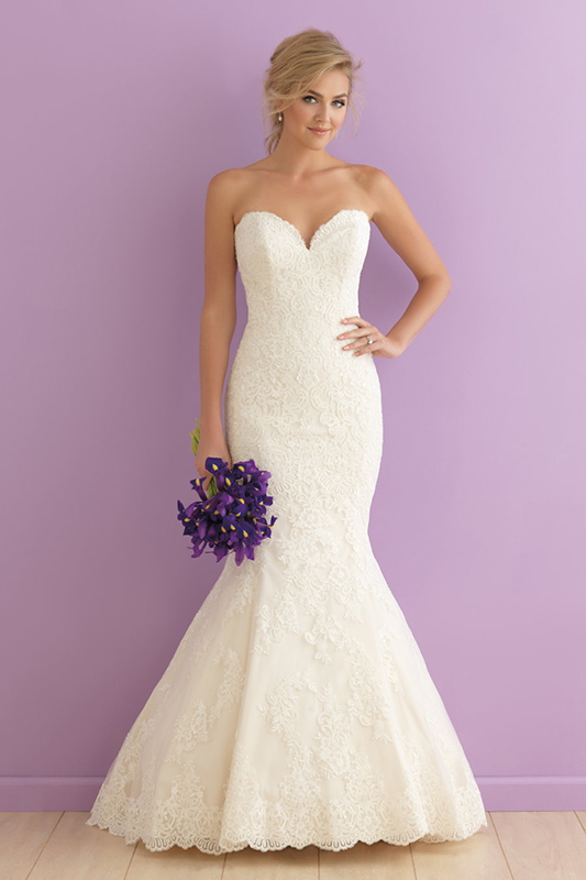 2906 Allure Romance Bridal Gown
