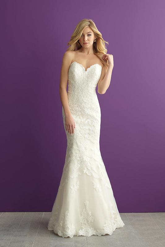 2954 Allure Romance Bridal Gown