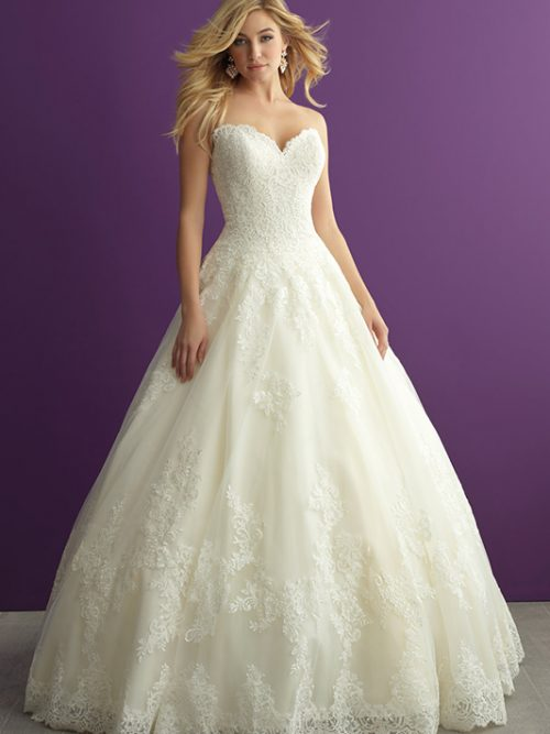2959 Allure Romance Bridal Gown