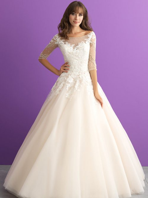 3006 Allure Romance Bridal Gown