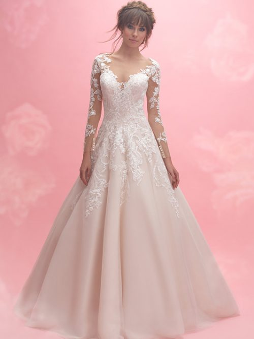 3059 Allure Romance Bridal Gown