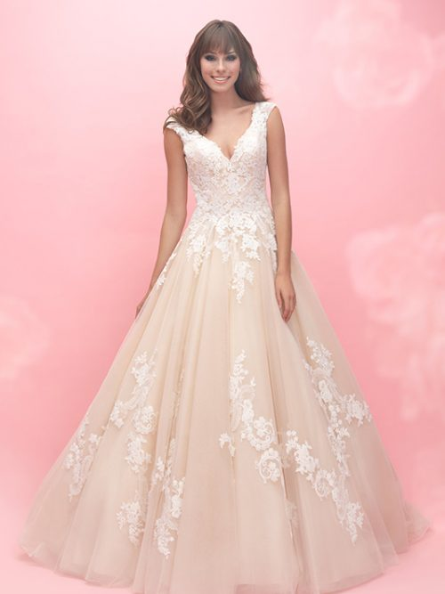 3061 Allure Romance Bridal Gown