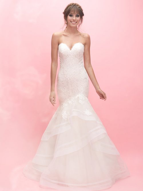 3064 Allure Romance Bridal Gown
