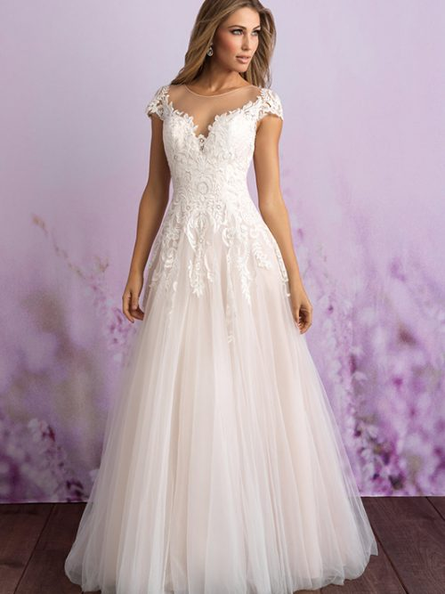 3117 Allure Romance Bridal Gown