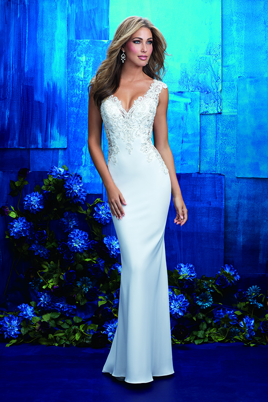 9417 Allure Wedding Dress