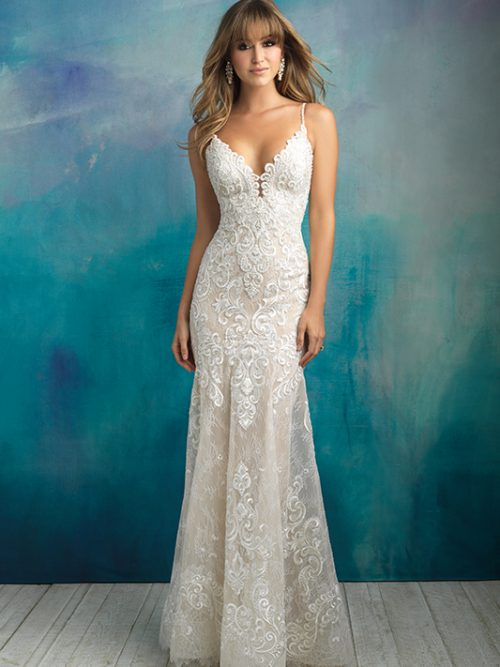 9501 Allure Bridals Wedding Dress