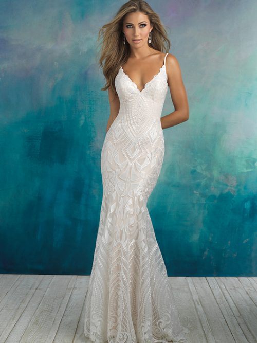 9508 Allure Bridals Wedding Dress