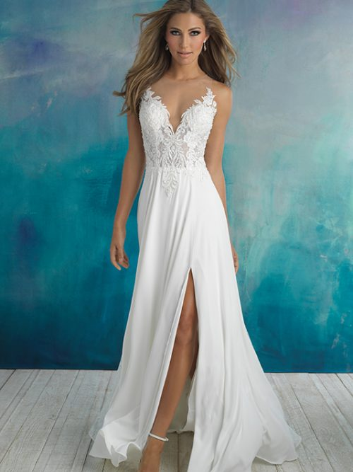 9510 Allure Bridals Wedding Dress