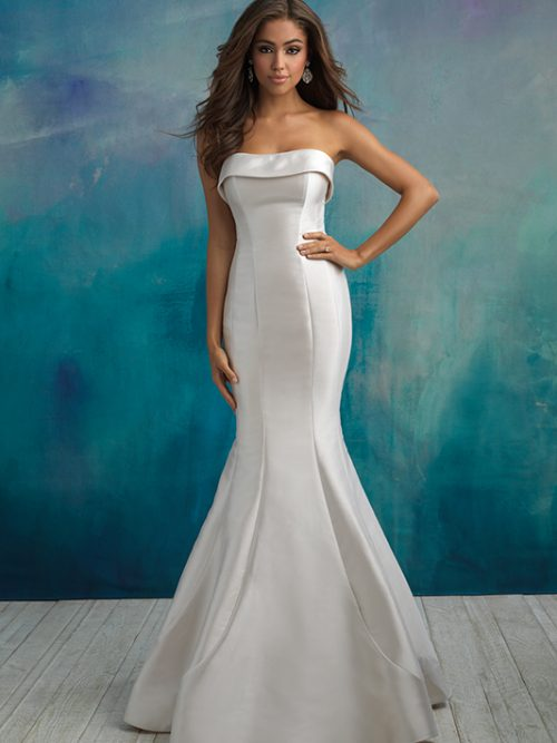 9514 Allure Bridals Wedding Dress