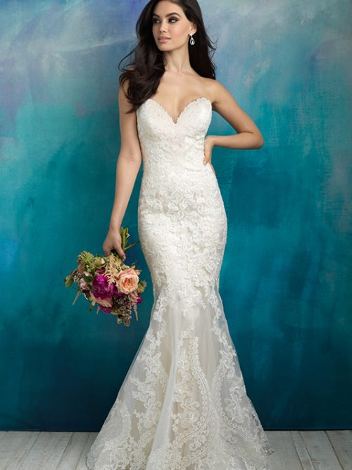 9516 Allure Bridals Wedding Dress