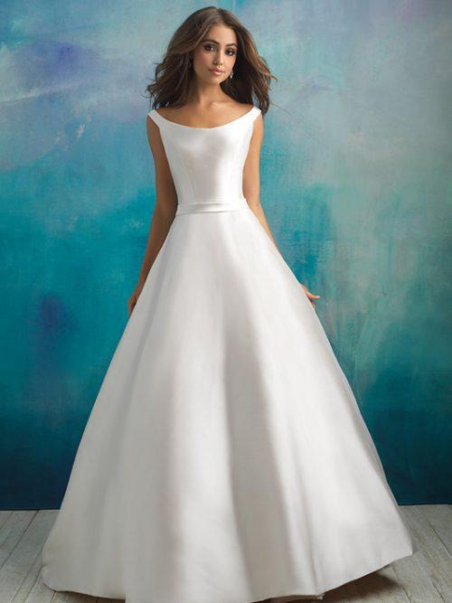 9524 Allure Bridals Wedding Dress