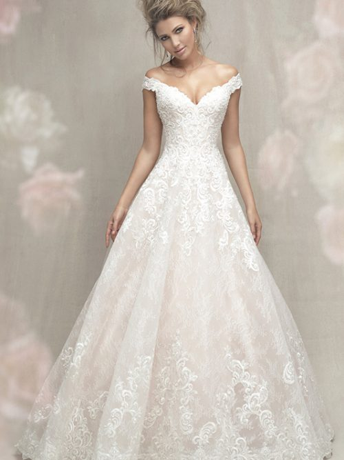 C461 Allure Couture Bridal Gown