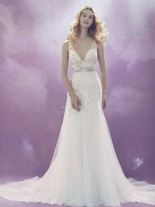 601500380 Electra Chic Nostalgia Wedding Dress