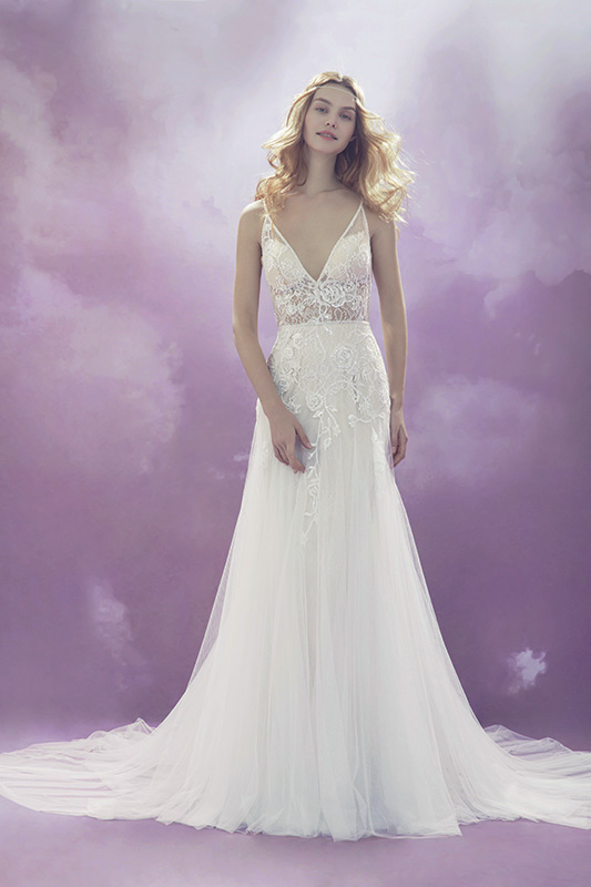 601500380 Electra Chic Nostalgia Wedding Dress