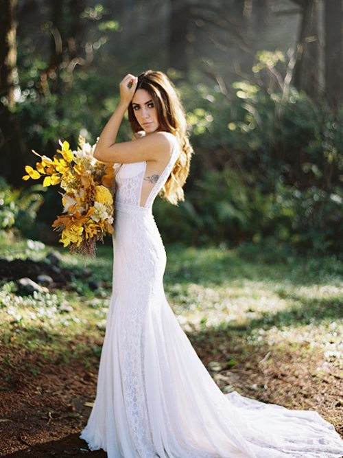 F117 Nadia Wedding Dress