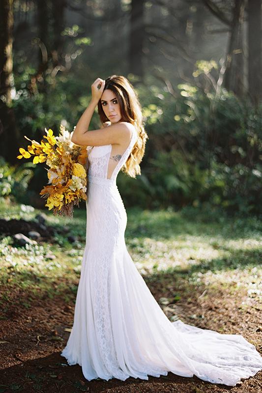 F117 Nadia Wedding Dress