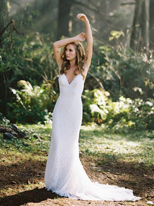 F121 Selena Bridal Gown