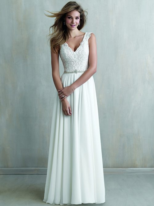 MJ218 Madison James Bridal Gown