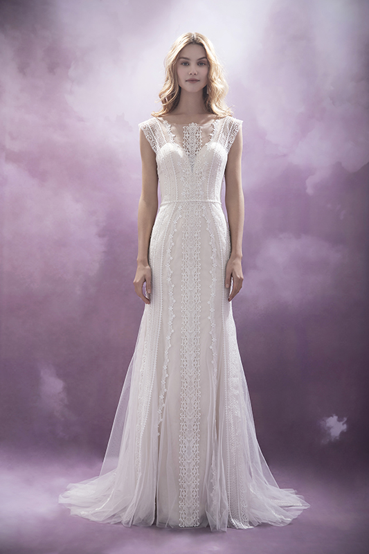 601500375 Shaula Chic Nostalgia Wedding Dress