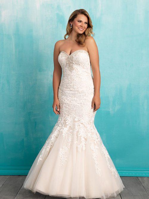 W371 Allure Women Bridal Gown