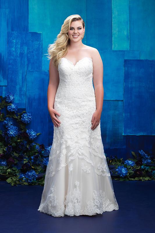 W391 Allure Women Bridal Gown