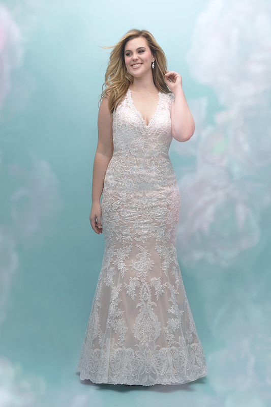 W404 Allure Women Bridal Gown