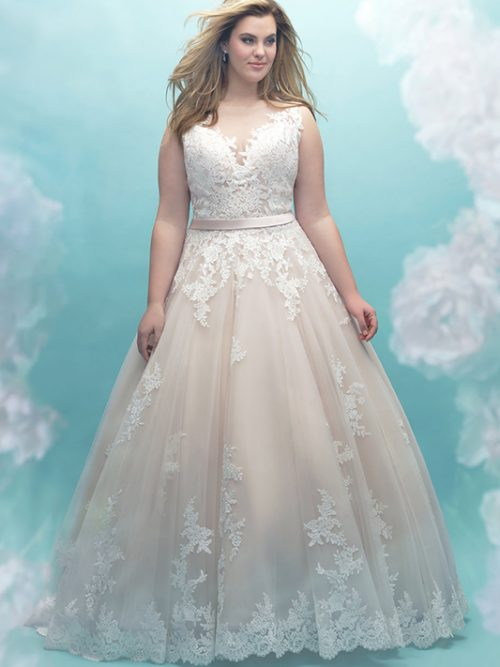 W405 Allure Women Bridal Gown