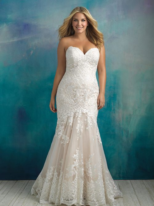 W410 Allure Women Bridal Gown