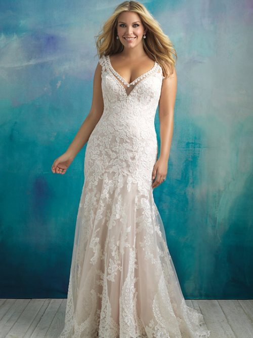 W411 Allure Women Bridal Gown
