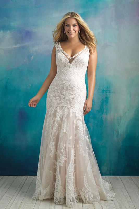 W411 Allure Women Bridal Gown