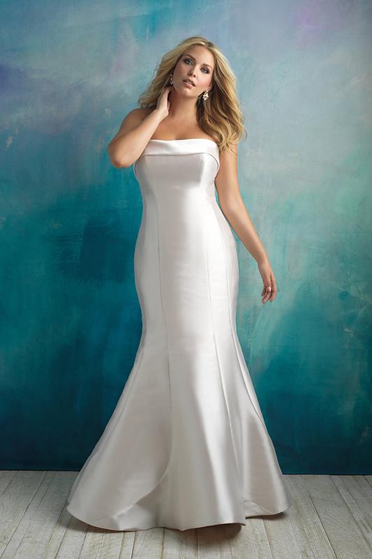 W412 Allure Women Bridal Gown