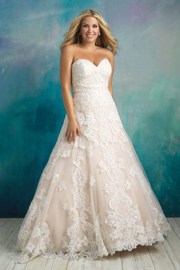 W413 Allure Women Bridal Gown