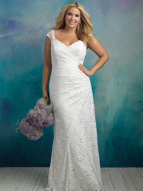 W414 Allure Women Bridal Gown