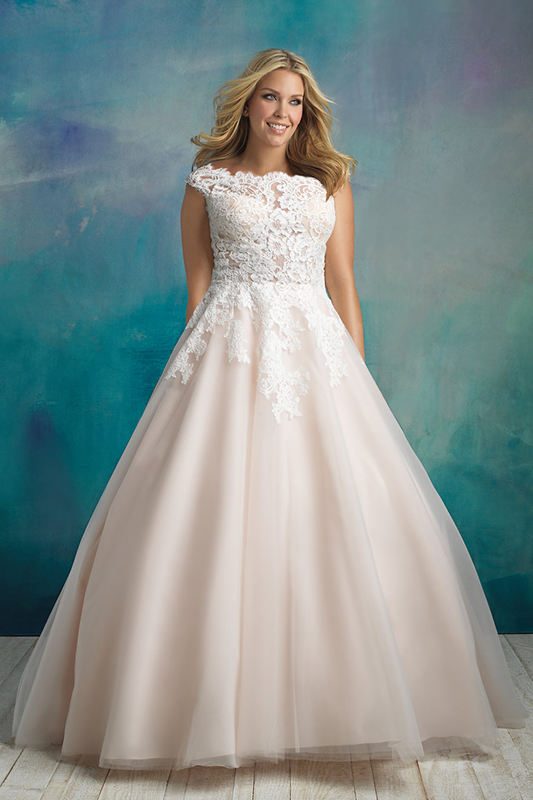 W419 Allure Women Bridal Gown