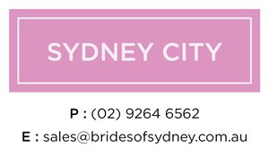 Brides of Sydney, Sydney City