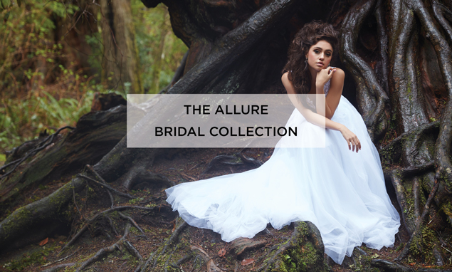 Allure Bridals Collection Video