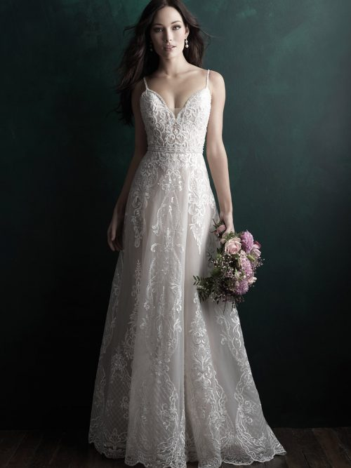 C511 Allure Couture Bridal Gown