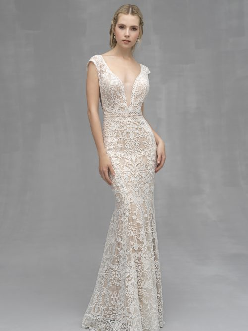 C523 Allure Couture Bridal Gown