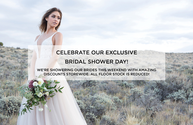 Shower the Bride Event