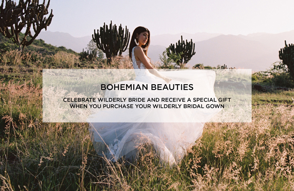 Bohemian Beauties Trunk Show