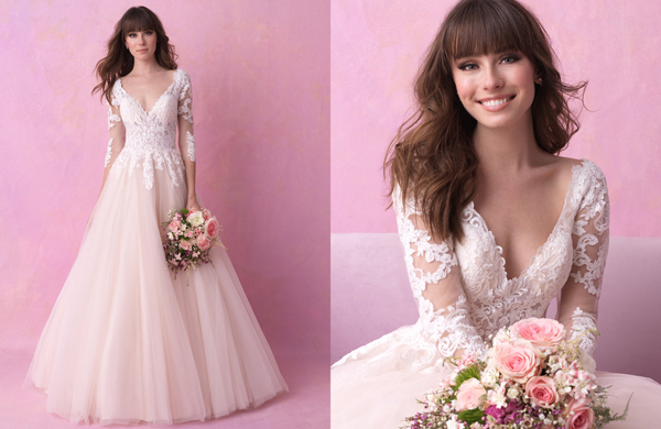 3154 Allure Bridesmaids Look Book