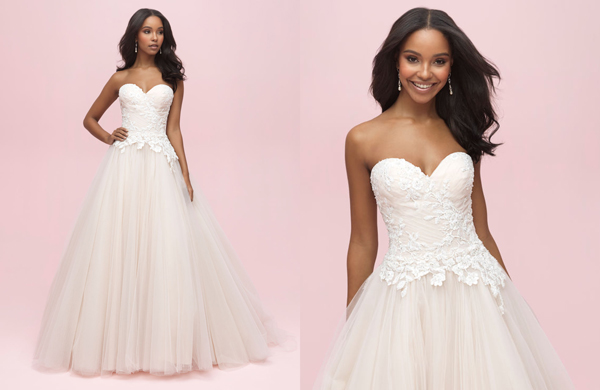 3206 Allure Bridesmaids Look Book