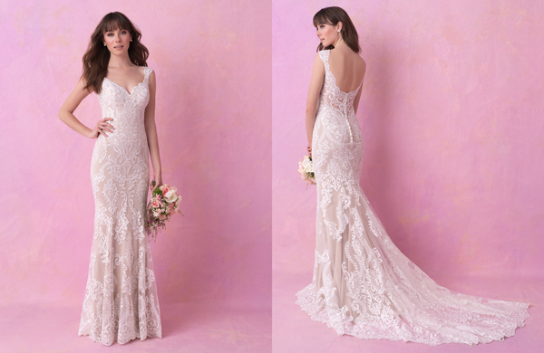 3153 Allure Bridesmaids Look Book