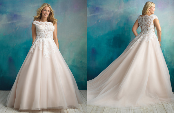 W419 Allure Bridesmaids Look Book