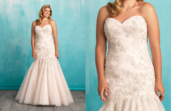 W372 Allure Bridesmaids Look Book