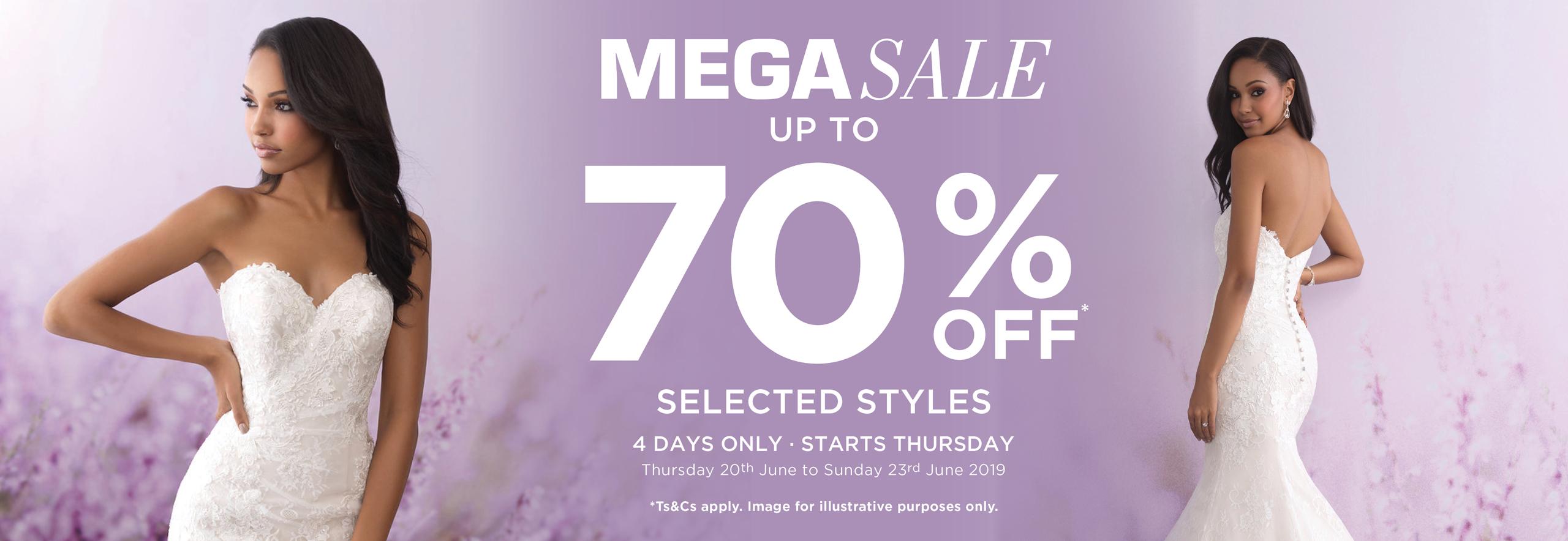 BOS Mega Sale Web Banner