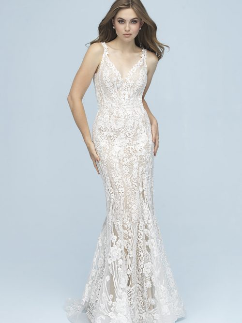 9618 Allure Bridals Wedding Dress