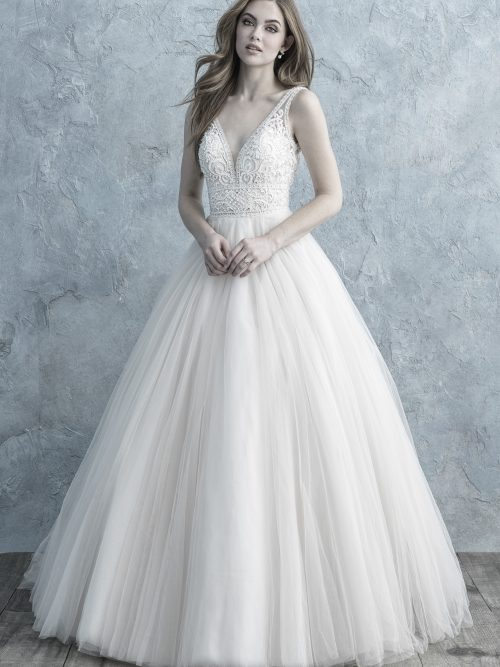 9663 Allure Bridals Wedding Dress